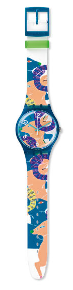 Swatch The Goat's Keeper Watch