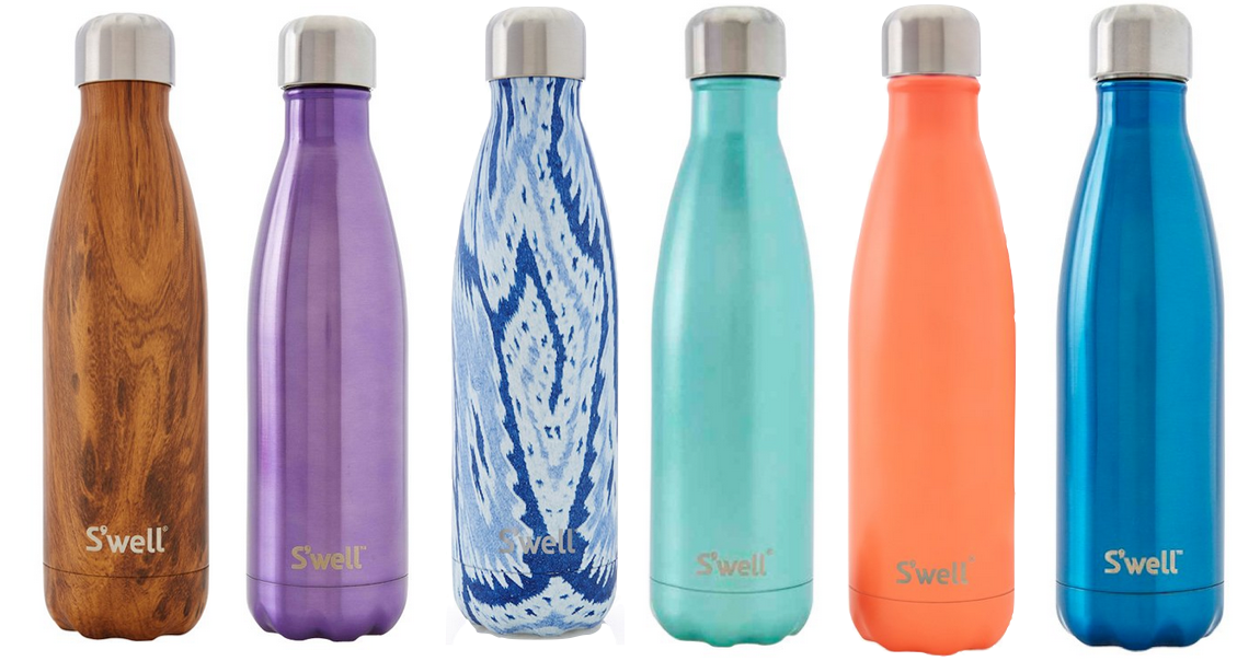 I ll drink to that canadian gift guide for Pretty plastic bottles