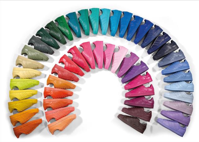 adidas Originals Superstar Supercolor