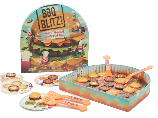 BBQ Blitz Game Discovery Toys