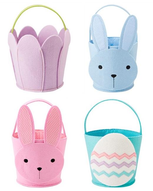 Indigo Easter Baskets
