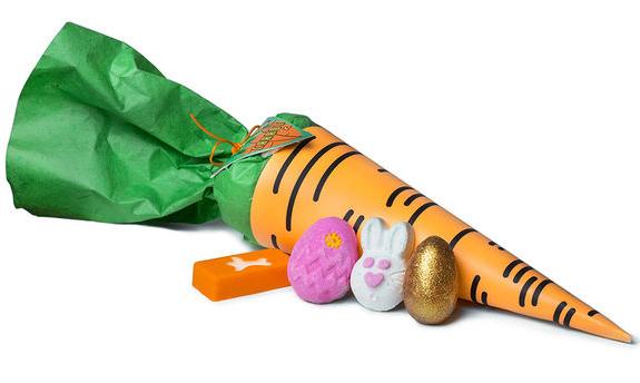 Lush Carrot Gift