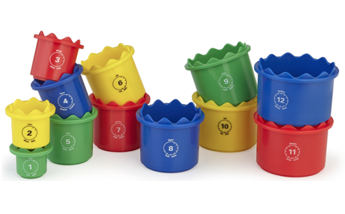 Measure Up Cups Discovery Toys