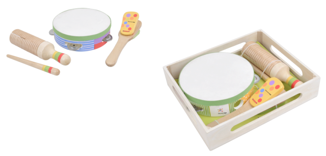 Percussion Jam Discovery Toys
