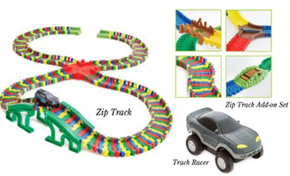 Zip Track Discovery Toys