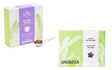 DAVIDsTEA Mother's Day 2015