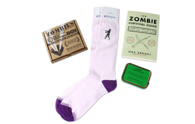 Soxfords Zombie Survival Kit