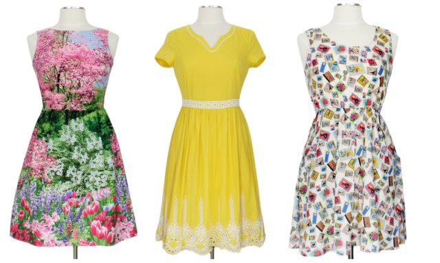 Ever Rose Summer Dresses