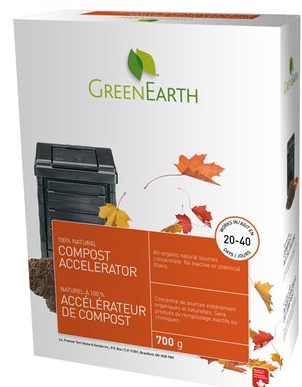 Green Earth Compost Accelerant