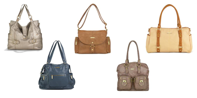 timi & leslie Diaper Bag Collection