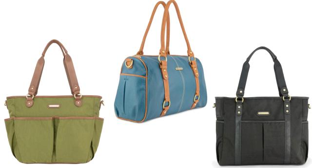 timi & leslie Diaper Bags