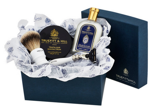 Truefitt and Hill Luxury Edition Gift Set