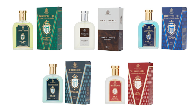 Truefitt & Hill Colognes