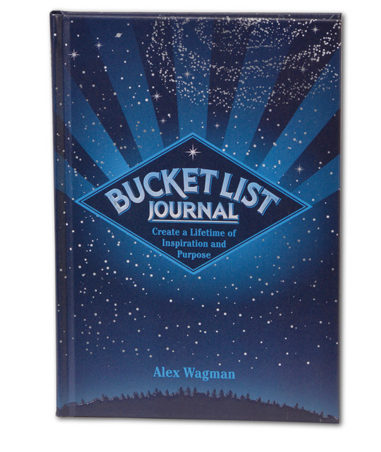 Bucket List Journal Alex Wagman