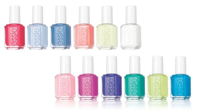 Essie Summer Collection 2015 Essie Neon Collection 2015