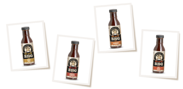 Newman's Own BBQ Sauce