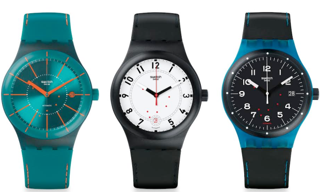 Swatch Sistem51 Watches