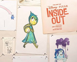 The Art of Inside Out by Pete Docter