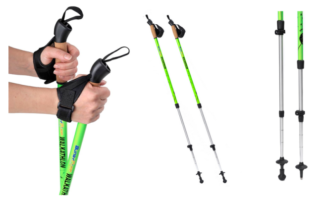 BungyPump Walkathon Sticks