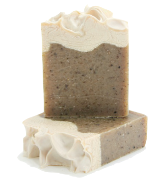 Exfoliating Pale Ale Beer and Maple Soap