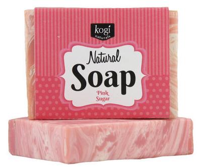 Pink Sugar Kogi Naturals Soap