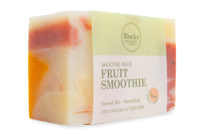 Rocky Mountain Fruit Smoothie Soap