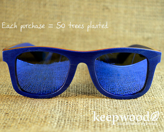 Keepwood Blue Shades