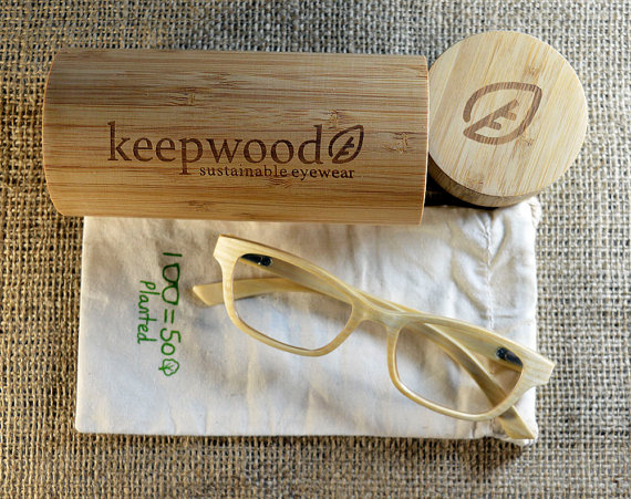 Keepwood Handcrafted Natural Bamboo