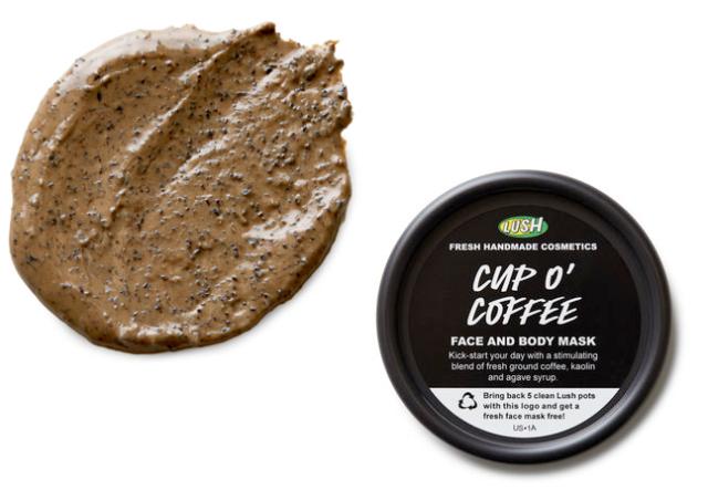 Lush Cup o Coffee