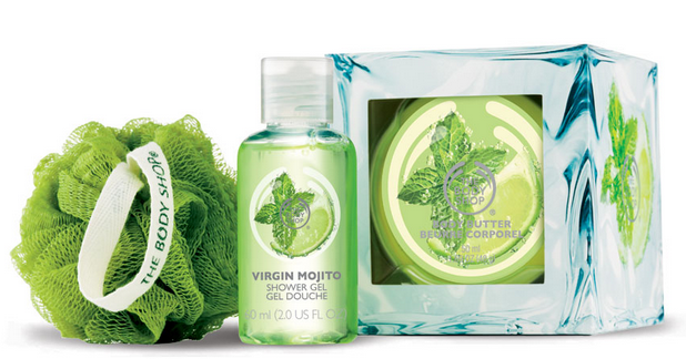 The Body Shop Virgin Mojito Mini Gift Set