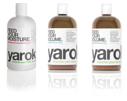 Yarok Shampoo and Conditioner