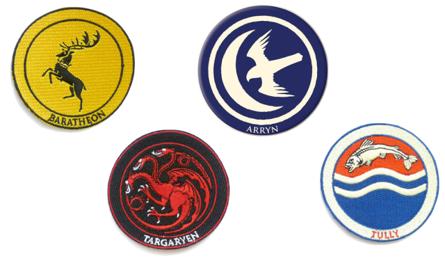 Game of Thrones Patches