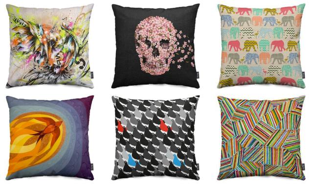 Nuvango Pillows