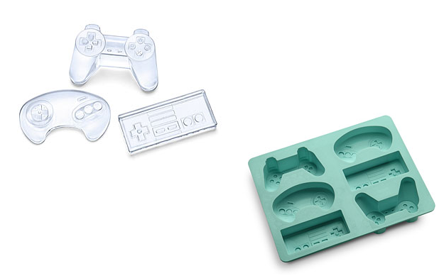 Silicon Video Game Controller Molds