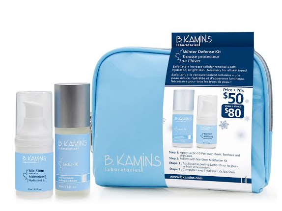B.Kamins Winter Defense Kit