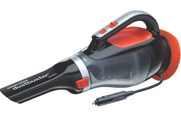 Black & Decker Auto Dustbuster