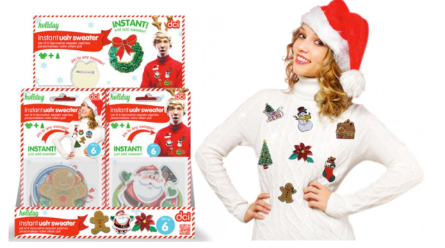 Instant Ugly Sweater Kit