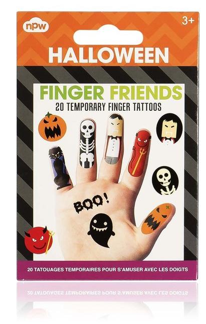 NPW Fingernail Friends
