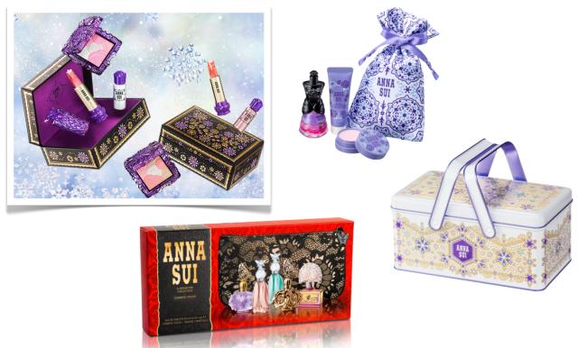 Anna Sui Holidays 2015