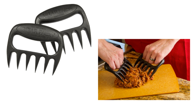 Bear Paws Meat Forks
