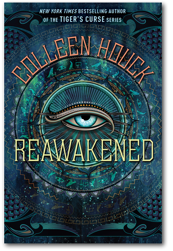 Colleen Houck Reawakened