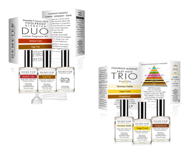 Demeter Fragrance Library Foolproof Blending Kits