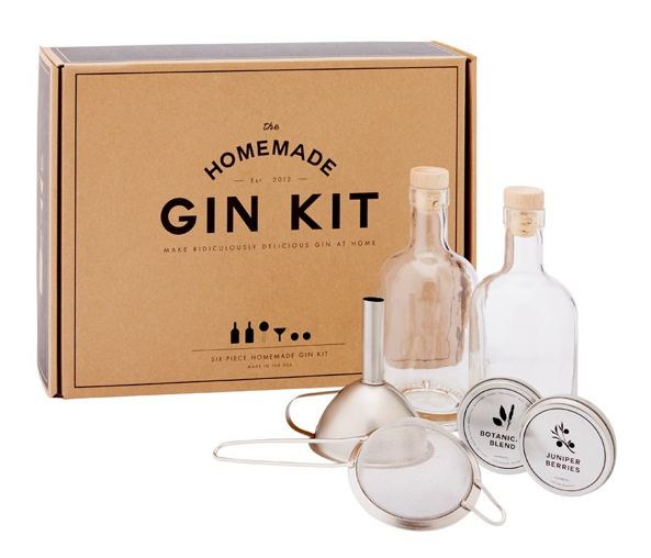 Indigo Homemade Gin Kit