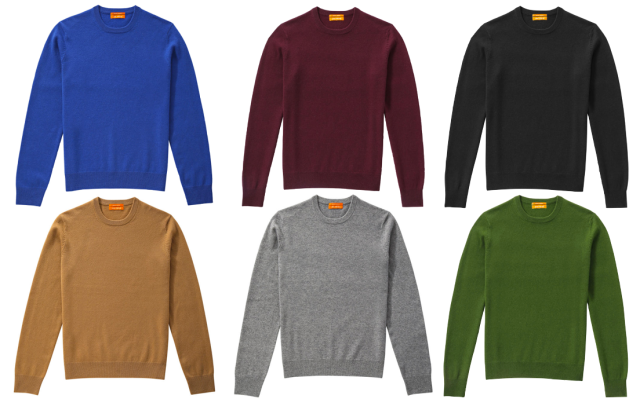 Joe Fresh Cashmere Men's Sweater