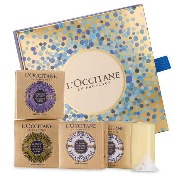 L'Occitane Soaps of Provence
