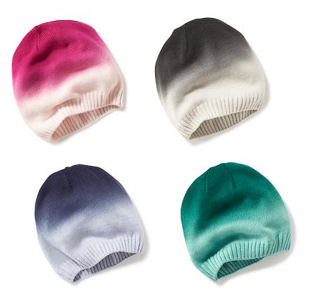 Ombre Beanies