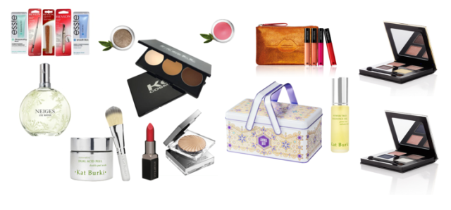 Our Cheeks Are Nice and Rosy Beauty Gifts 2015