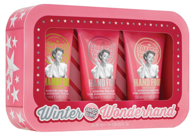 Soap and Glory Winter Wonderhand