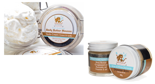 The Waterford Girl Body Butter and Shimmer Balm