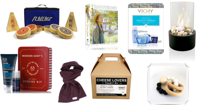 Top 10 Holiday Gifts 2015 Under $50